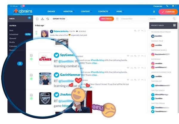 Παρακολούθηση Μηνυμάτων & Σχολίων, το δικό σας Social Inbox!