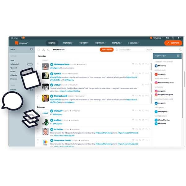 Online Πλατφόρμα Διαχείρισης Social Media Δημοσιεύσεων & Εγκρίσεων Περιεχομένου