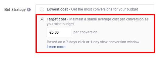 Βελτιστοποιήστε την Facebook καμπάνια σας για σωστό delivery