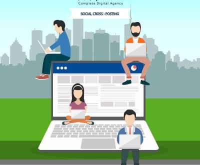 Cross-Posting και Βέλτιστες Πρακτικές στα Social Media